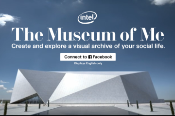 Intel's The Museum of Me
