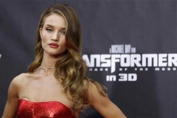 Rosie Huntington-Whiteley at Transformers 3 premiere