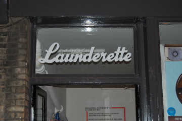 English Launderette