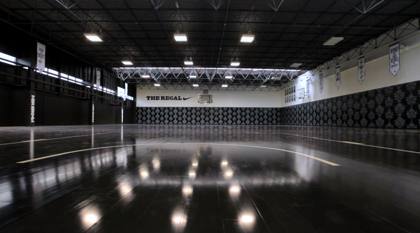 Nike - The Regal Basketball Court, London - Culture & Life