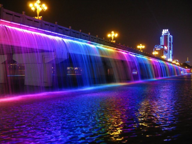 Bampo Bridge LED Rainbow Fountain_01