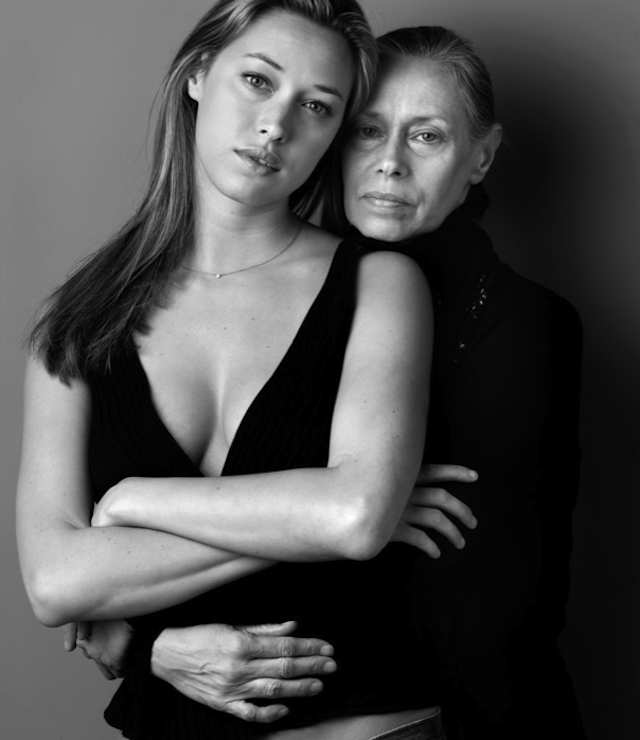 Howard Schatz Models and Mothers_13