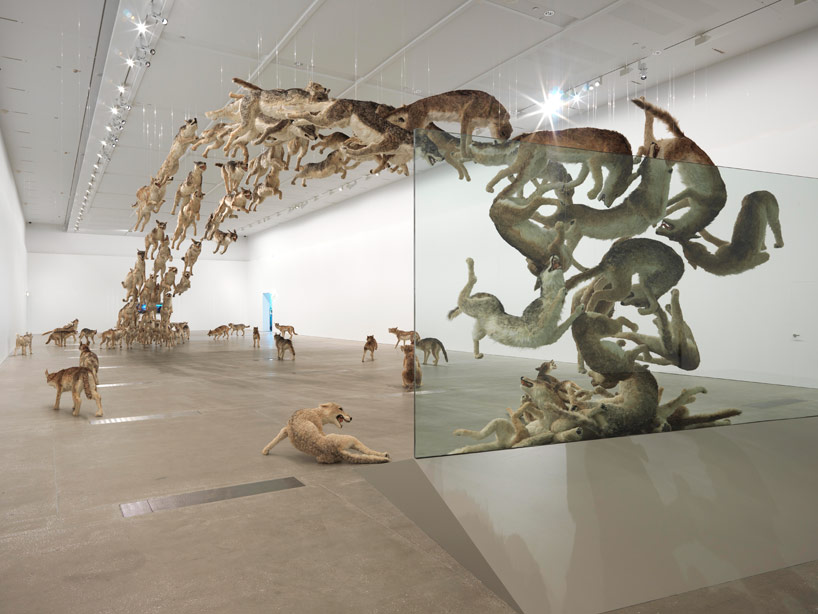 Cai Guo Qiang Falling Back To Earth_08