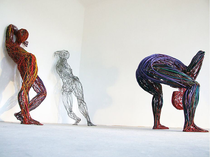 Judit Rita​ Rabóczky - Wire Sculptures_02