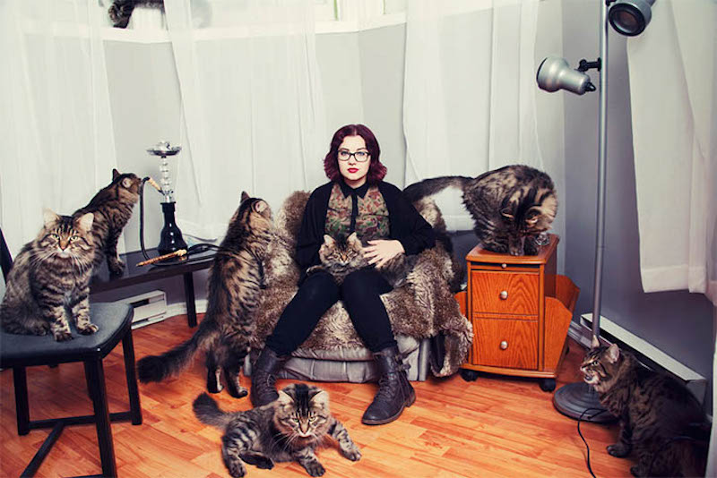 Andreanne Lupien Crazy Cat Lovers_01