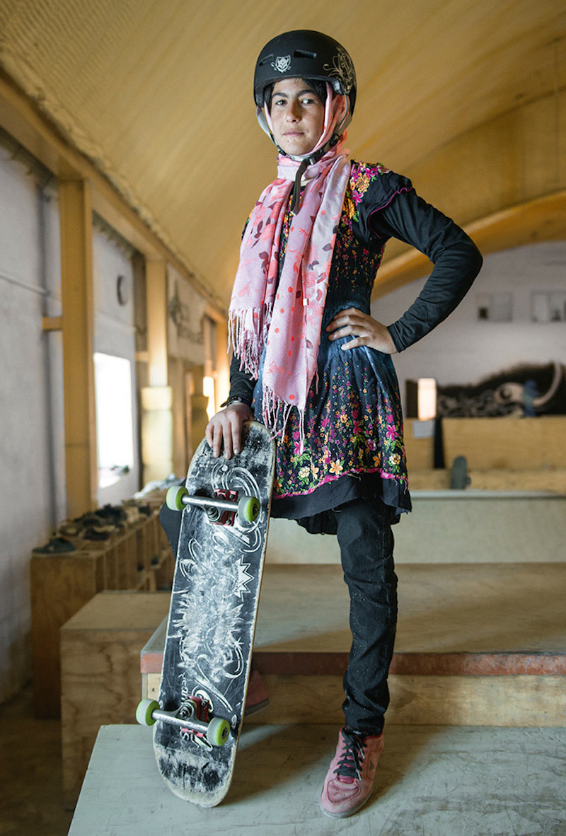 Jessica Fulford-Dobson - Skate Girls Of Kabul_07