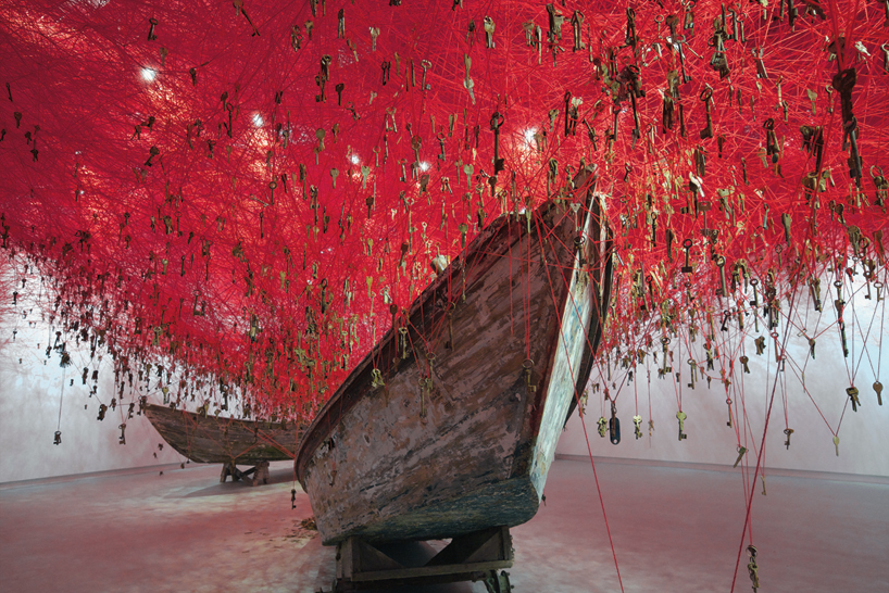 Chiharu Shiota The Key In The Hand_01