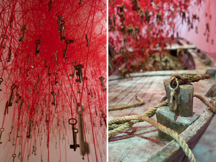 Chiharu Shiota The Key In The Hand_08