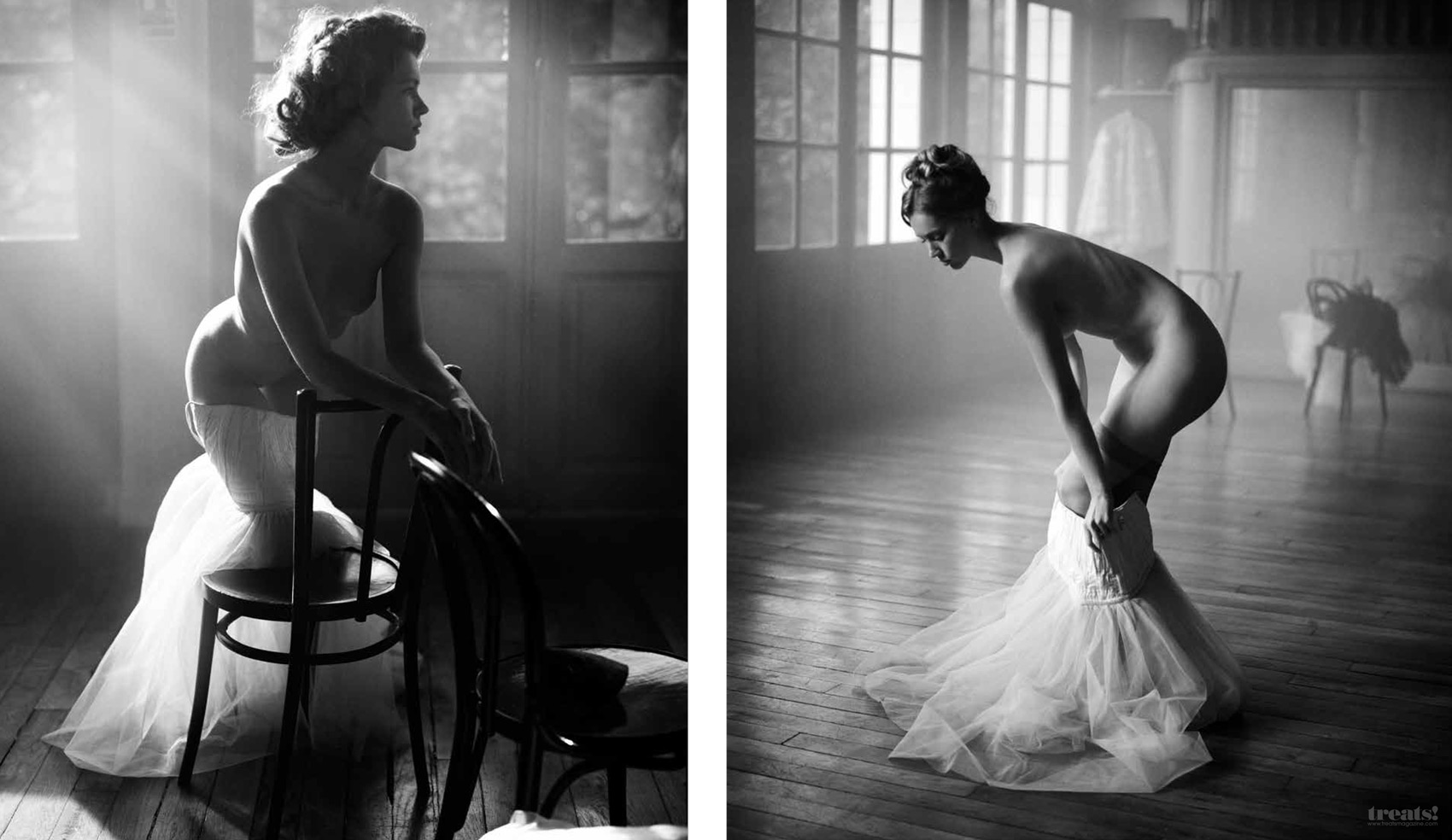 Vincent Peters Swans Treats Magazine_04