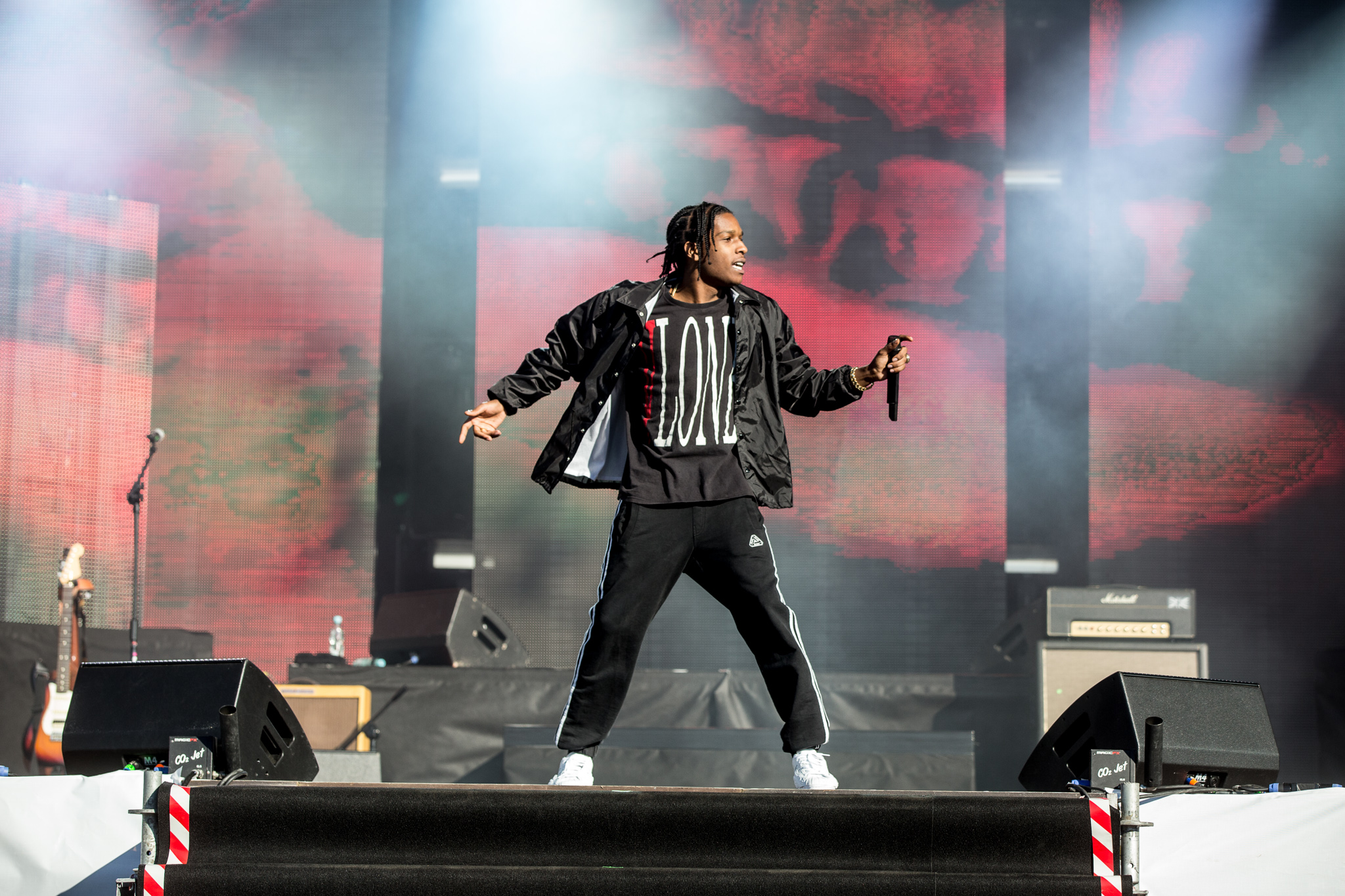 © Open'er Festival - A$AP Rocky performs on the first day of Open'er Festival, Gdynia, Poland_01