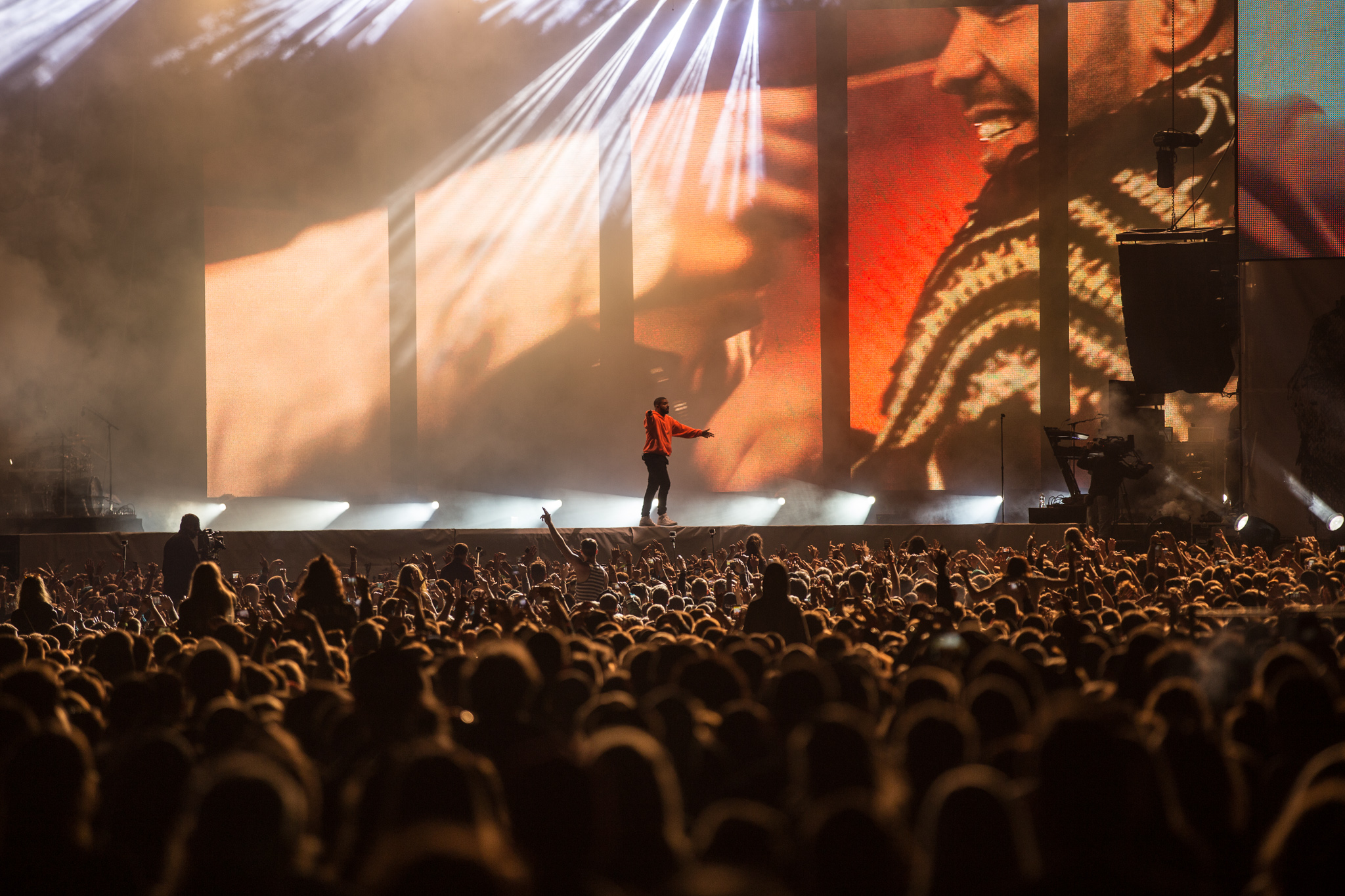 © Open'er Festival - Drake performs on the first day of Open'er Festival, Gdynia, Poland_02