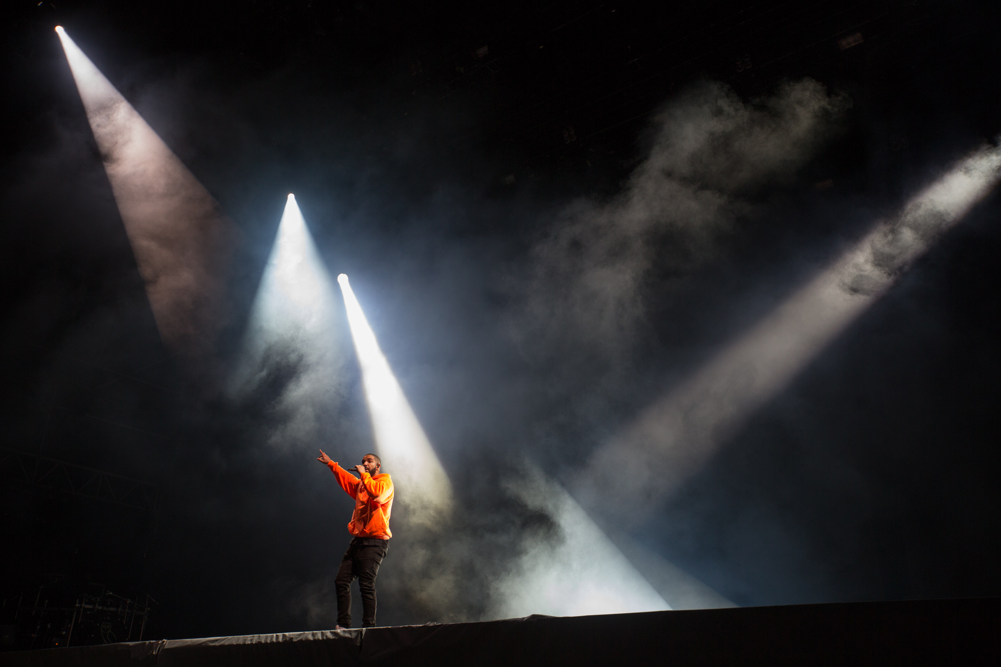 © Open'er Festival - Drake performs on the first day of Open'er Festival, Gdynia, Poland_04