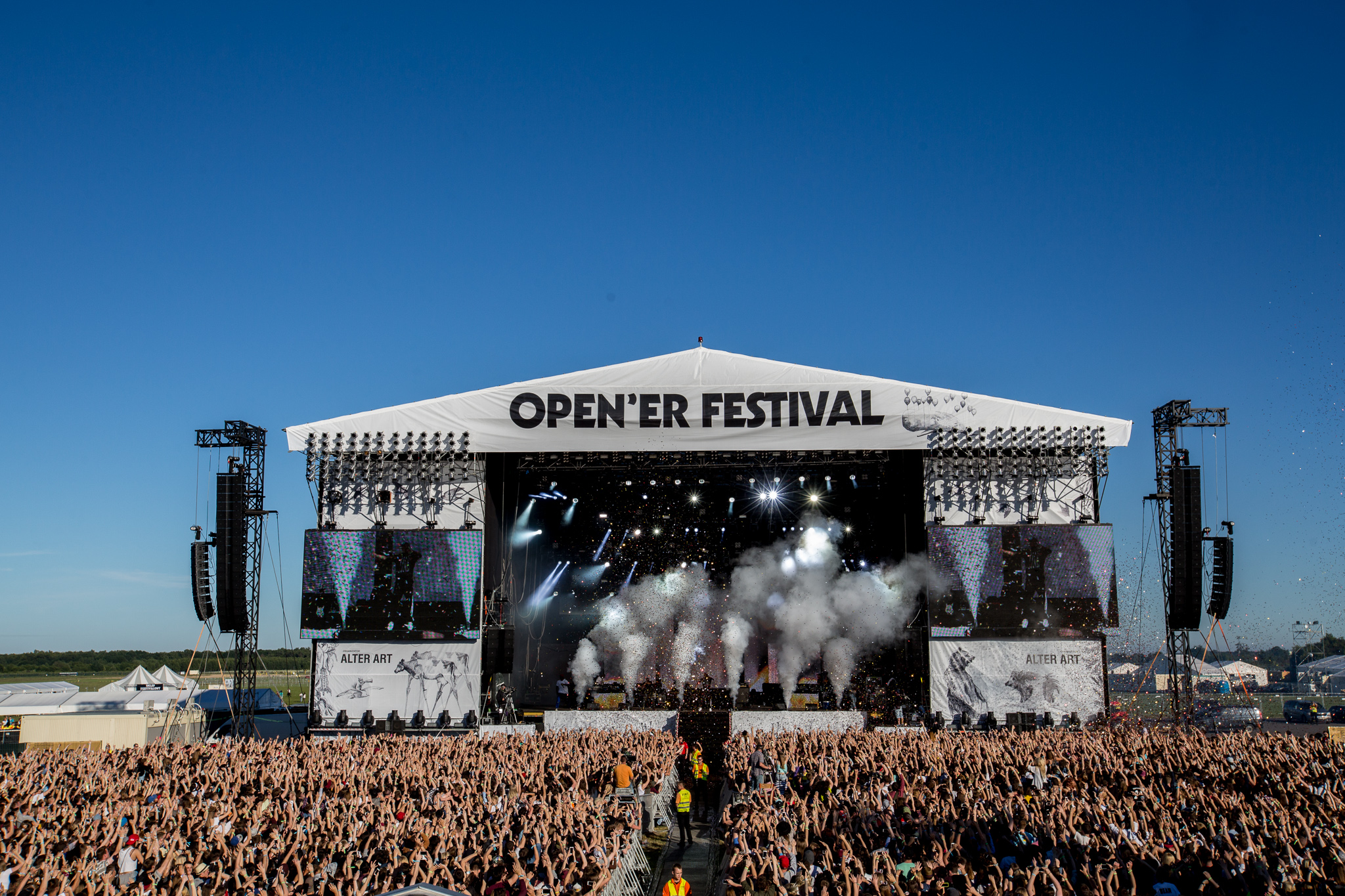© Open'er Festival - The first day of Open'er Festival, Gdynia, Poland_02