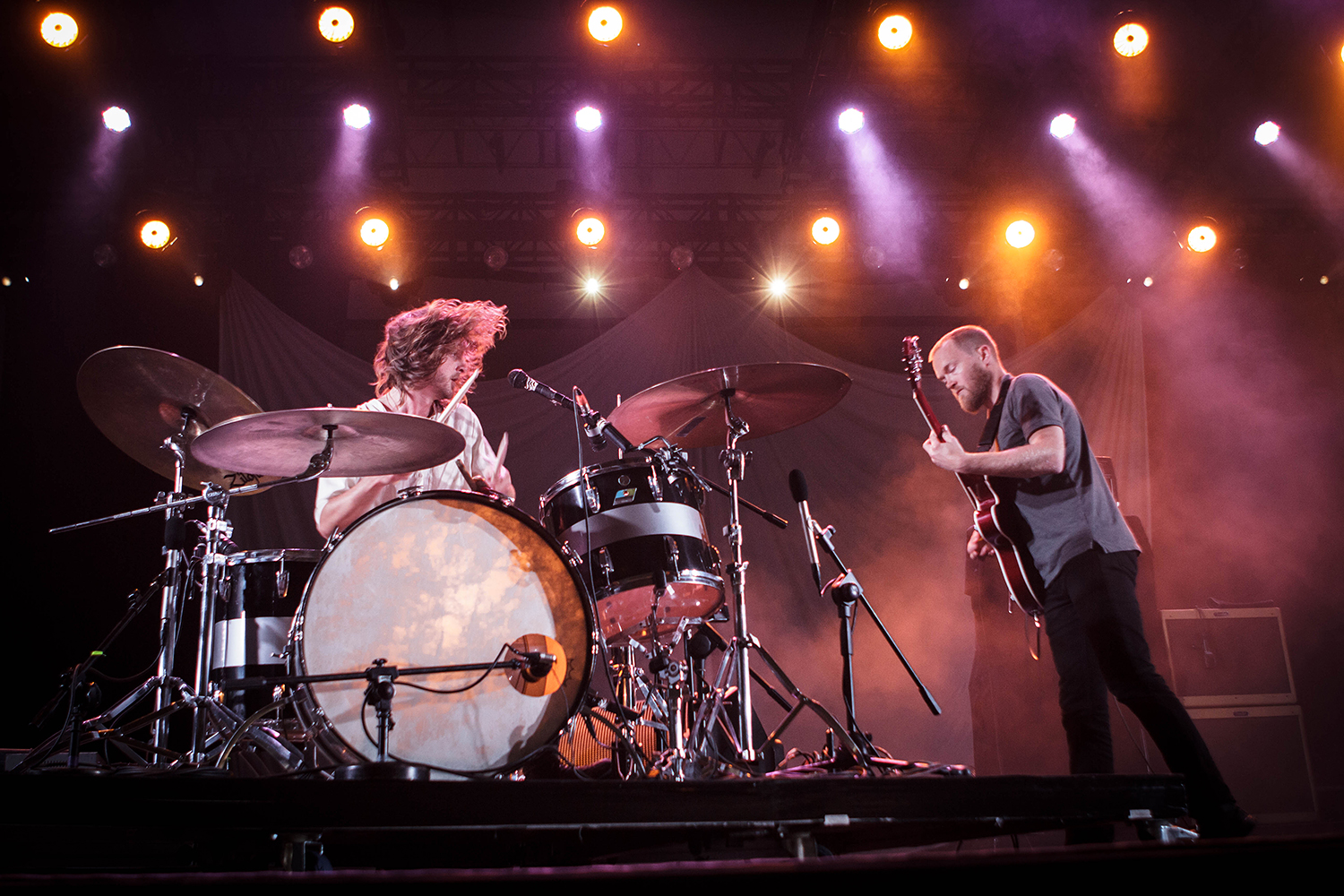 © Open'er Festival - Two Gallants perform on the first day of Open'er Festival, Gdynia, Poland_03