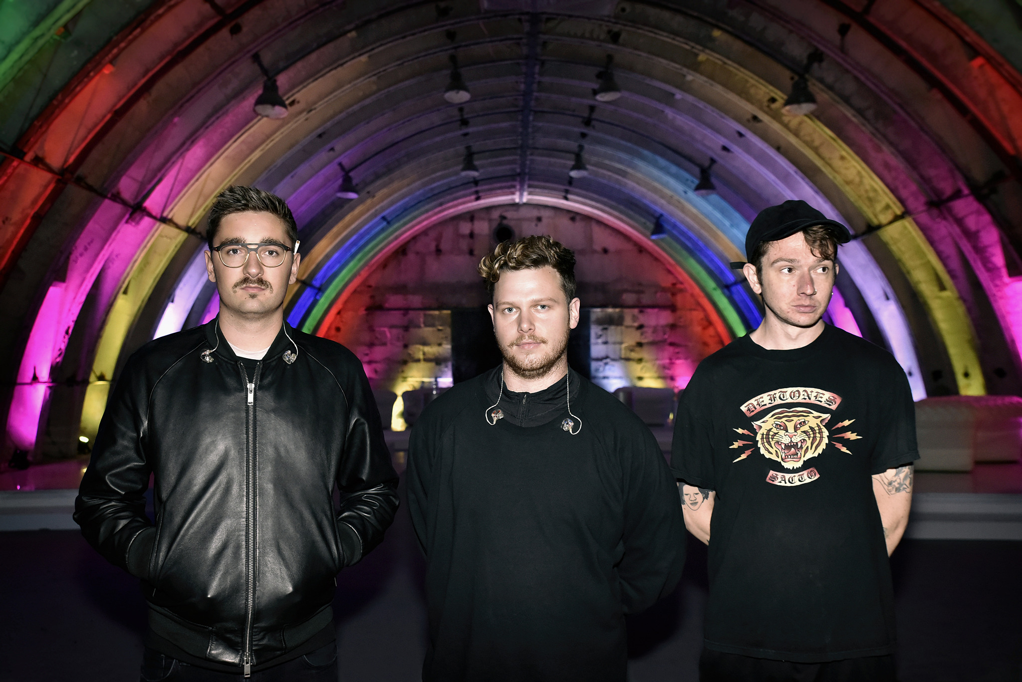 © Tomek Kaminski_Open'er Festival - Alt-J prepare to perform on the first day of Open'er Festival, Gdynia, Poland_01