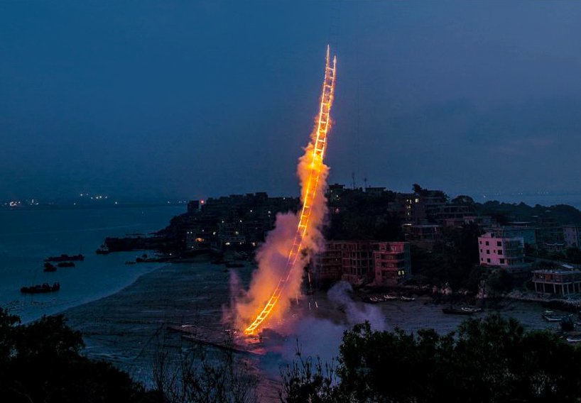 cai-guo-qiang-sky-ladder-fireworks-culture and life-01