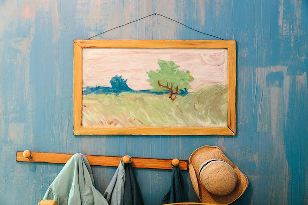 Van Gogh_The Bedroom_AirBnB_culture and life_06