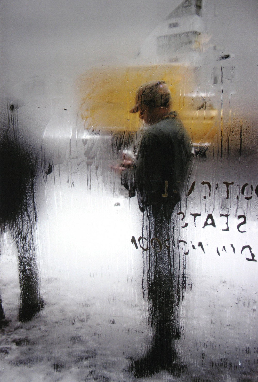 Saul Leiter Window