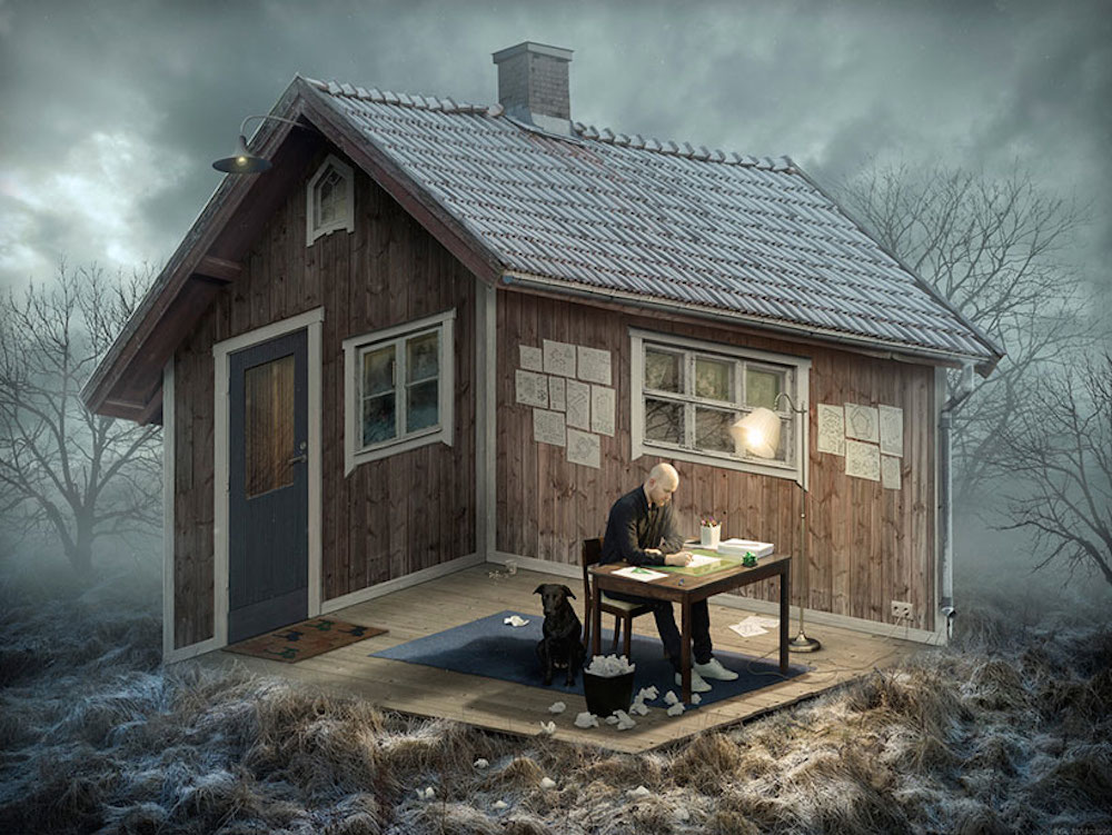 erik-johansson-surreal photos-the-architect_01